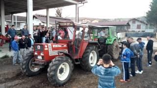 Vuca traktora Bajrici