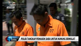 Polisi Tangkap Pemasok Sabu Untuk Nunung Srimulat