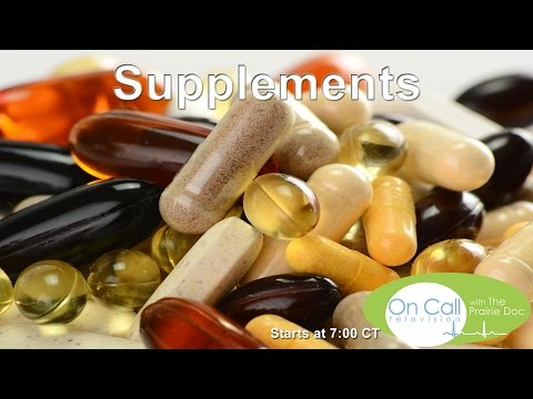 Supplements: Fact or Fiction
