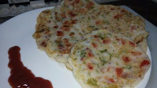 Instant healthy vegetable dosa special quick easy