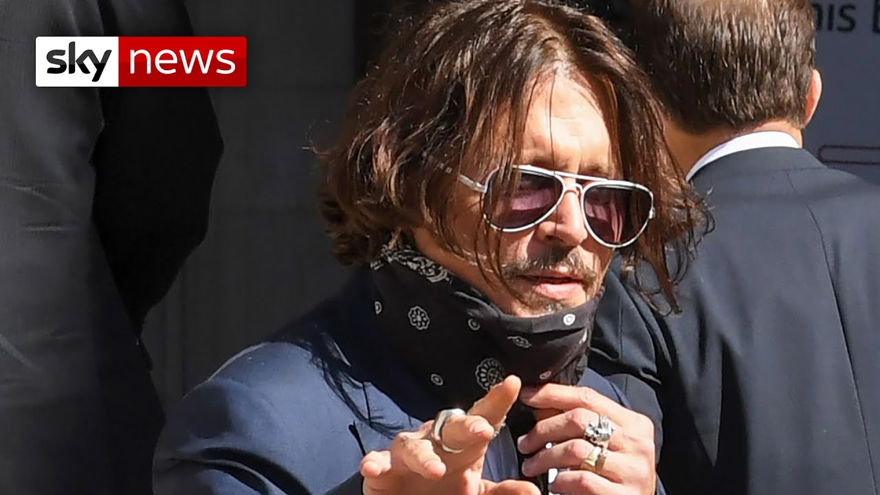Johnny Depp described the moment he decided to divorce Amber ...