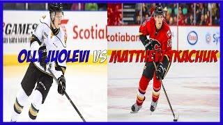 Bob Mckenzie TSN 1040: Olli Juolevi vs Matthew Tkachuk