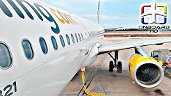 TRIP REPORT | Vueling | 200km on Airbus A321! ツ | Barcelona to Mallorca