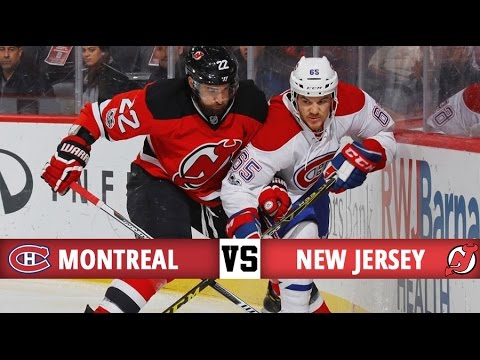 Montreal Canadiens vs New Jersey Devils   Season Game 47   Highlights (20/1/17)
