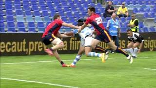 #WRNC16 HIGHLIGHTS Argentina XV - Spania 44-8
