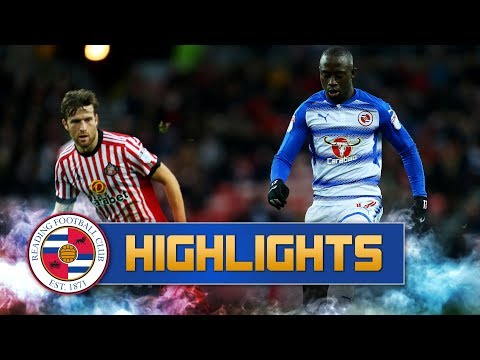2-minute review: Sunderland 1-3 Reading (Sky Bet Championship), 2nd December 2017