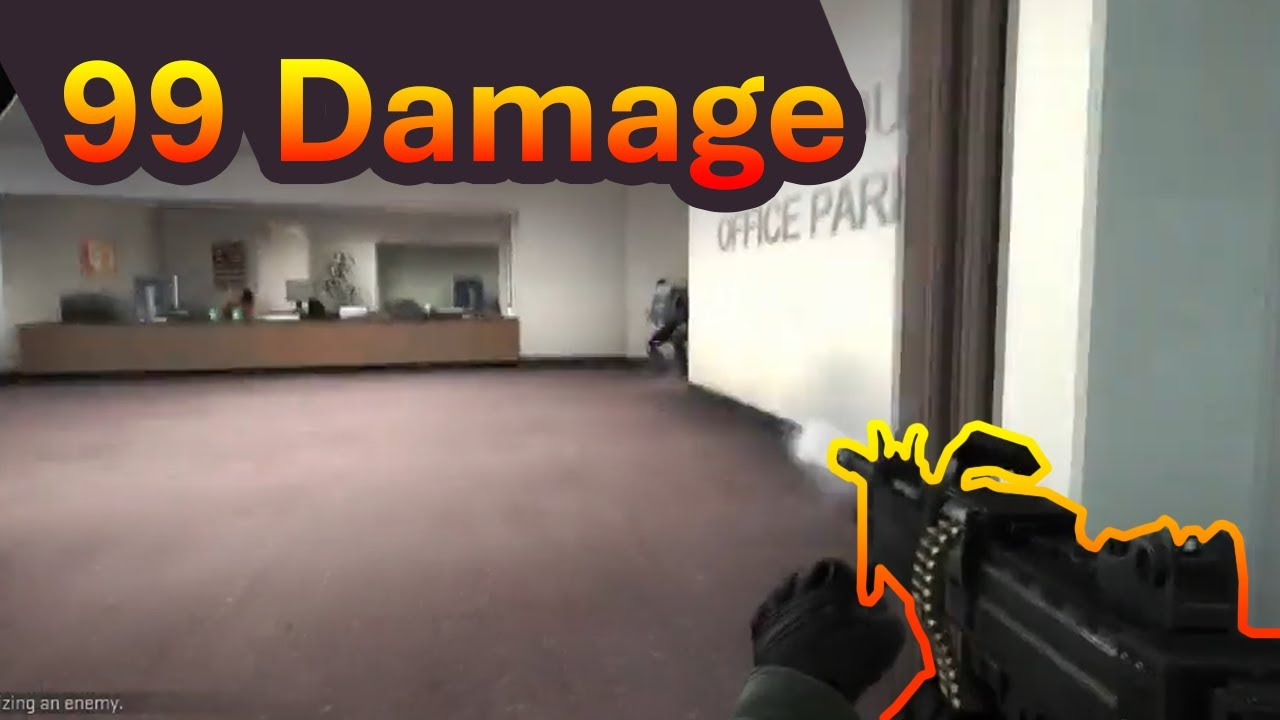 99 damage