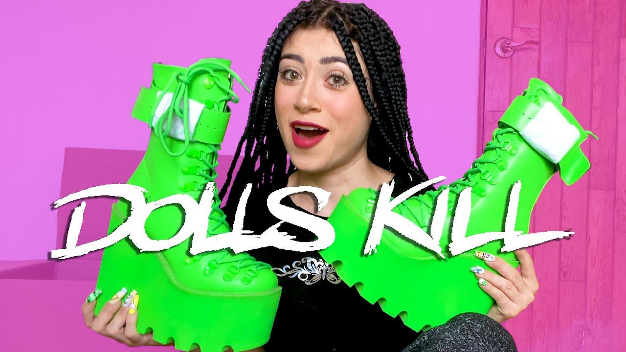 HAUL DOLLS KILL