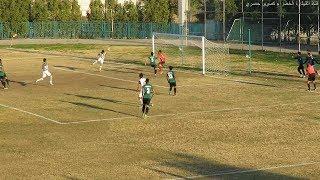 اهداف مباراة النفط 1 ـ 2 نفط الوسط في9 3 2019 مع اعادة بالبطيء (تصوير قناة القيثارة الخضراء)
