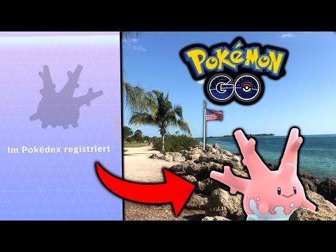 Corasonn fangen in Florida & Level 39 | Pokémon GO USA Trip