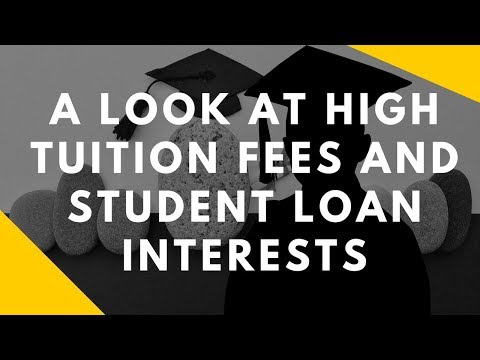 Tertiary Tuition Fees and High Interest Rates - Edu Hindsight Episode 2 -