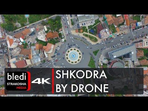 Shkodra By Drone [4K Ultra HD]