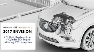 2017 Buick Envision Feature Plano TX Dallas TX