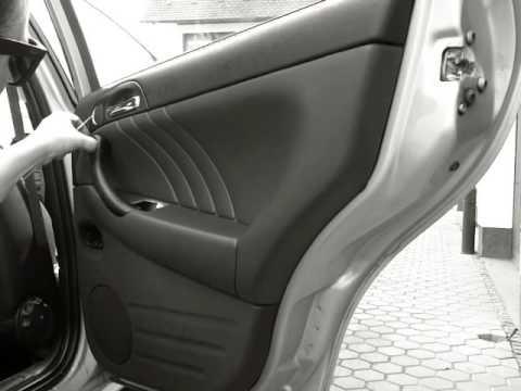 Alfa Romeo 147 Türverkleidung hinten entfernen - YouTube