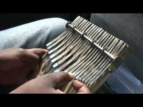 Amazing Mbira Kalimba musical Instrument