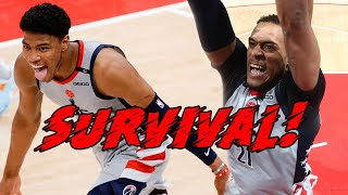 WIZARDS FIND A WAY TO FORCE GAME 5! | WIZARDS VS. SIXERS REACTION