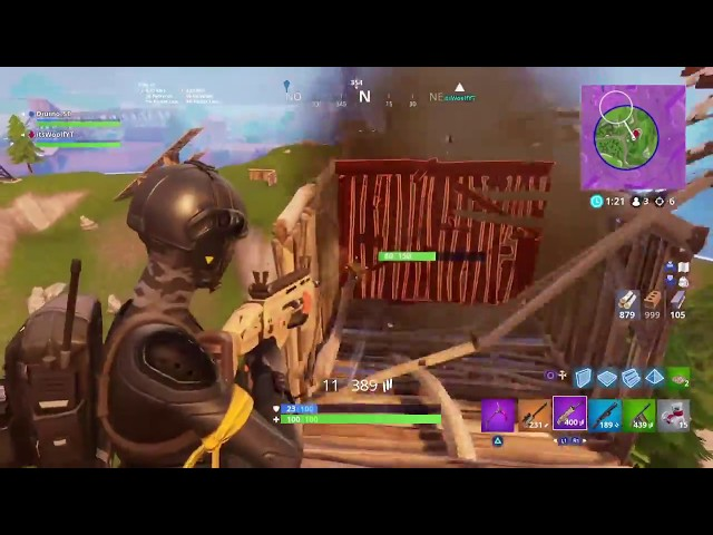 FORTNITE BATTLE ROYALE DUO MAGISTRAL !!!  @bywoolf