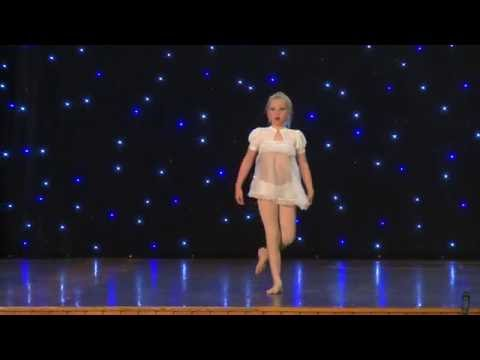 Georgia Ward 9yo - Vanessa Lee Dance Academy - Student Choreography - If Only