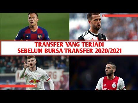 Top Transfers 2021