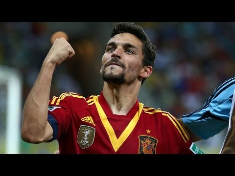 Jesús Navas vs Georgia (2014 World Cup Qualification) By ChequeredCrown