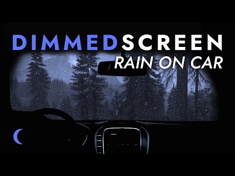 rain-on-car-sounds-for-sleeping---dimmed-screen-|-night-rain-for-deep-sleep---pure-relaxing-vibes