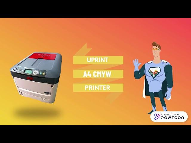 Uprint Printing Technology