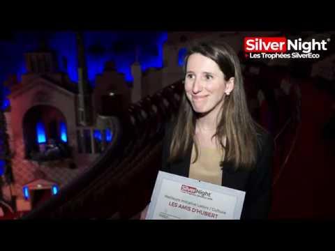 """Lauréat 2019 Trophées #SilverEco / SilverNight : """"Les amis d'Hubert"""" Initiative Loisirs Culture"""