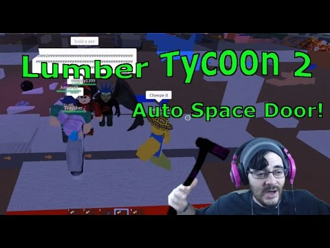 Lumber Tycoon 2 Ep 29! Re Inventing the Door!