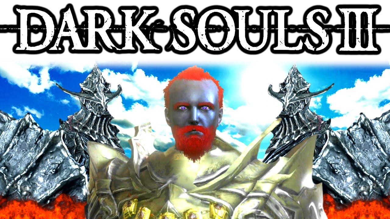 Dark Souls 3 | DRAGONSLAYER VS DRAGONSLAYER ARMOUR