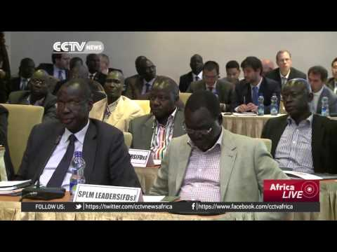 South Sudan urged to implement peace deal or rebuild without aid