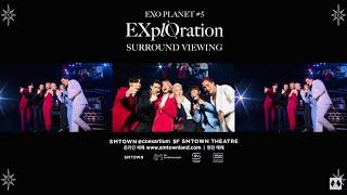 엑소 EXO PLANET #5-EXplOration — SURROUND VIEWING TEASER #EXOD…