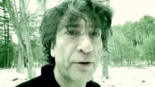 Neil Gaiman reads Jabberwocky