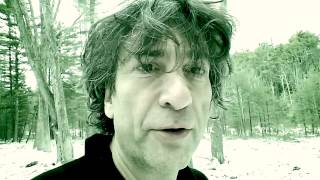 Repeat youtube video Neil Gaiman reads Jabberwocky