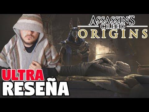 Assassin's Creed: Origins - MEJOR AC DE LA HISTORIA | Ultra Reseña