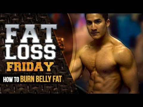 Burn Fat Build Muscle | Fat Loss Friday