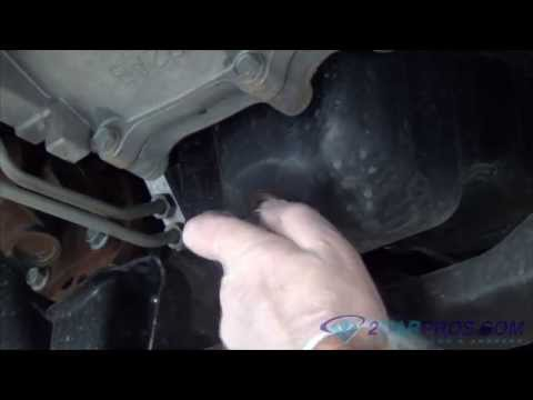 Oil Change & Filter Replacement Dodge Nitro 2007-2012