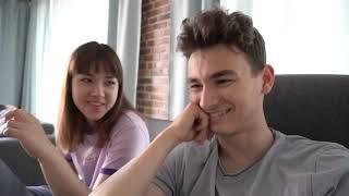 Смешные моменты с видео TheBrianMaps-(ПОВТОРЯЕМ ФИЛЬМЫ В ДОМАШНИХ УСЛОВИЯХ с Анастасиз)