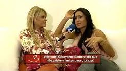 Sexo a 3 - Monique tem papo 'quente' com Gracyanne Barbosa