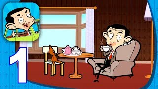 Mr Bean - Special Delivery - Walkthrough Gameplay Part 1 OFFICIAL Mr Bean Game (IOS ANDROID)