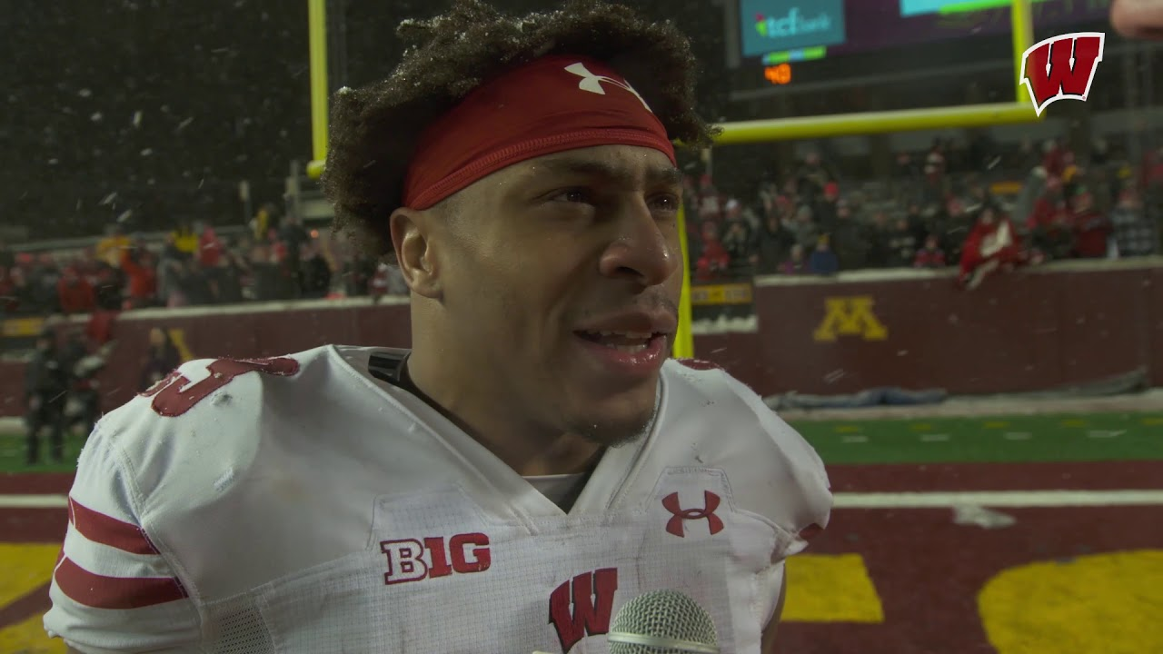 Big Ten West Champs: Badgers Take Down Minnesota, 38-17