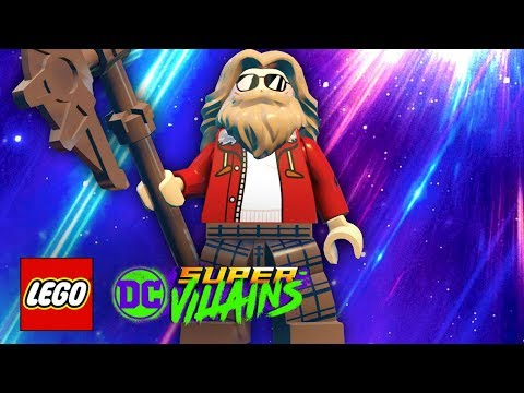 LEGO DC Super-Villains - How To Make Bro Thor (Avengers: Endgame) - 동영상