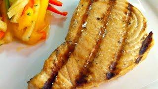 grilled Marlin Steaks Recipe  A Great Catch! - Episode #40