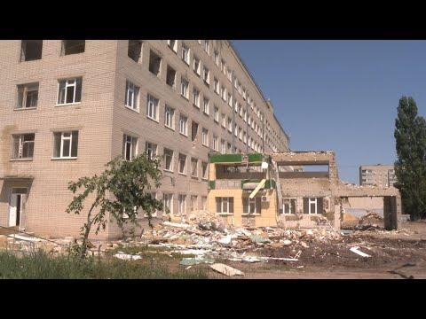 В Тамбове полностью реконструируют педиатрический корпус областной детской больницы