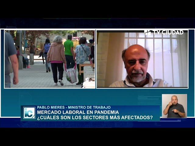 Informe Capital | Entrevista a Pablo Mieres Ministro de Trabajo