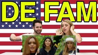 Americans React To De Fam