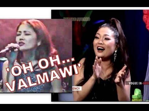 "Eli singing 'Valmawi""  INHOUSE "