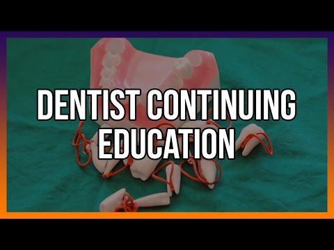 Dentist Continuing Education
