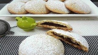 Biscotti Ripieni Di Amaretti