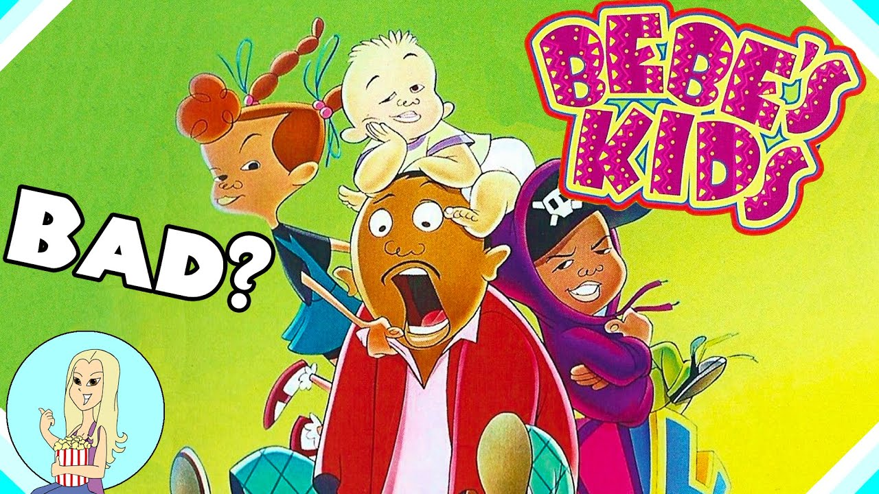Are Bebe S Kids Really That Bad 90s Retro Movie Analysis Retrospective The Fangirl Youtube