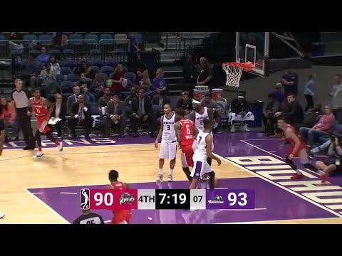 RJ Hunter (23 points) Game Highlights vs. Reno Bighorns